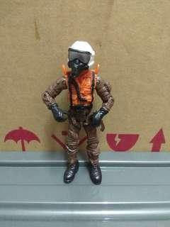 Jet Fighter Pilot Figure