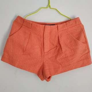 Forever21 Guava Hotpants