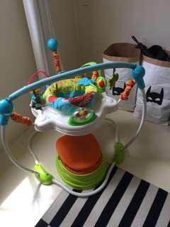 Fisher Price Jumperoo & potty trainer