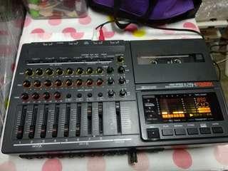Fostex X-28H High Speed 4-Track Cassette Recorder!