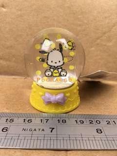 Sanrio Pochacco PC 狗 水晶球 697338