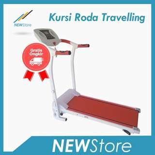 Treadmill Elektrik Murah 1 Fungsi Exider Walking