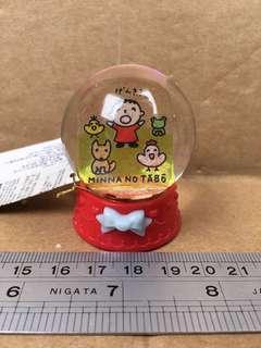 Sanrio Minna no Tabo 大口仔 水晶球 697338