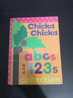 Chicka chicka Abc and 123 Collection