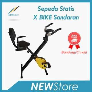 Sepeda Statis X BIKE Murah Gratis ONGKIR!! QNZ-217