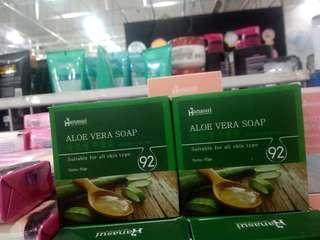 Sabun perawatan pemutih muka