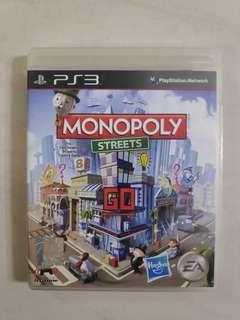 Monopoly Streets Go