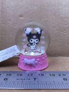 Sanrio  Kuromi 水晶球 697338