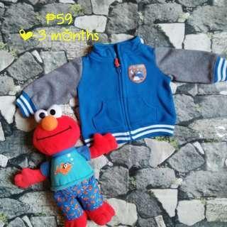 😊Little Camper Jacket