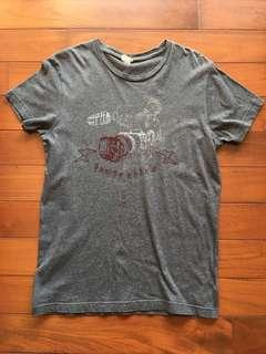 Diesel men's t-shirt. Size large