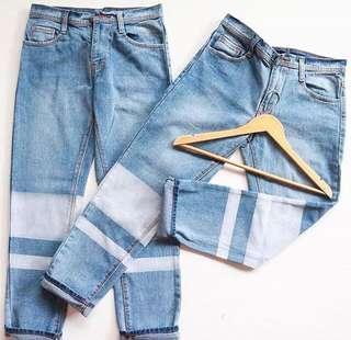 Balance Boyfriend Jeans