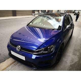 2017 Volkswagen New Golf R