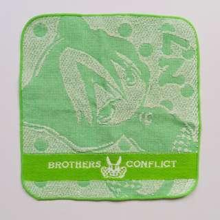 (Limited) Brothers Conflict × Marui City Shibuya - Natsume Asahina - Handkerchief / Mini Jacquard Towel