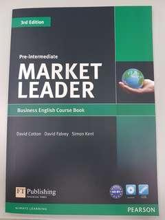 🚚 Market leader(含dvd) 3rd edition