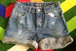 Children Short Jean #BFkids