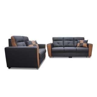 N2102 2S+3S Sofa WH56