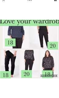Love your wardrobe bulk items