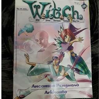 Majalah Komik W.I.T.C.H No 28
