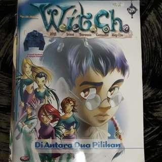 Majalah Komik W.I.T.C.H No 29