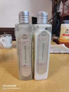 Intensive Spa Shampoo conditioner 洗頭水 護髮素