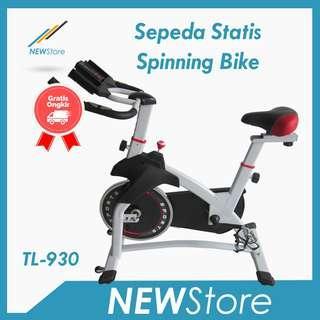Sepeda Statis Spinning Bike Total TL-930 Racing