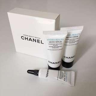Chanel Hydra Beauty Travel Skincare #SBUX50 #SINGLES1111