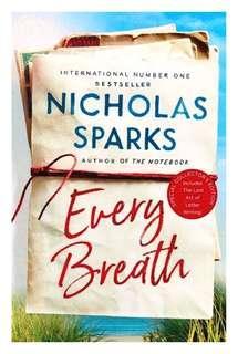 Every Breathe by Nicholas Sparks