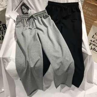 Grey Casual Sweatpants