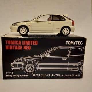 [徵收交換]<急徵>(黄色換白色)兩架Tomytec EK9