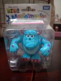 怪獸電力公司-毛怪玩具
