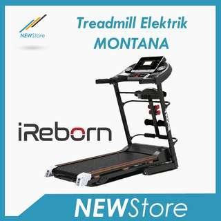 Alat Fitness Treadmill Elektrik iReborn I-Montana