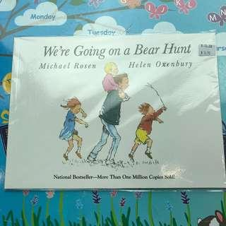 We're Going for A Bear Hunt by Michel Rosen