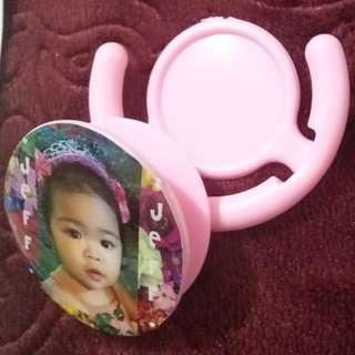 Personalized CP/tab Pop Socket