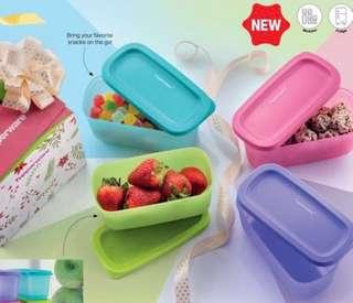 🎄 Tupperware Little Treats Rectangle Container 250ml - Great Christmas / Xmas Gifts