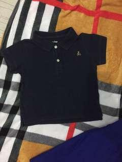 Baby gap polo shirt