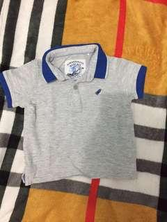 Gingersnap polo shirt