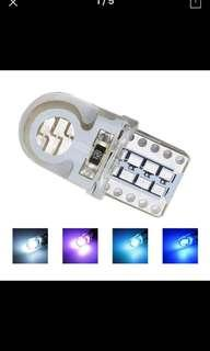 T10 LED COB SMD Silica Gel Car Light Bulb