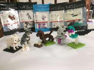Nanoblocks (bundle sale)