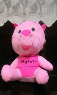 Lovely Pinky Piglet