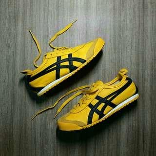 📍Asics onitsuka tiger mexico 66 kill bill
