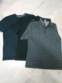 Combo Tshirts (Buy 2 Free 1)
