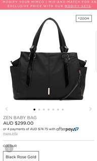 Mimco Zen baby bag