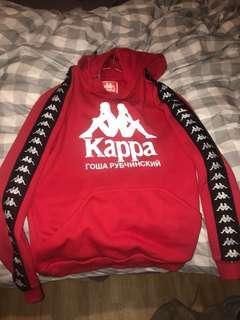 KAPPA x GOSHA hoodie
