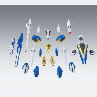 Pre-order: MG 1/100 Assault Buster Expansion Parts for Victory Two Gundam Ver.Ka