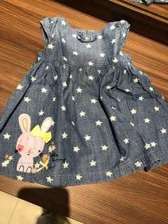 Mothercare dress 0-3m