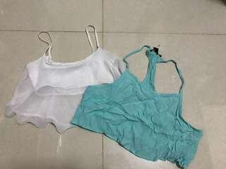 Two Flowy Top for P50