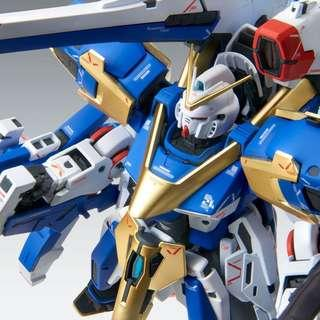 Pre-order: MG 1/100 Victory Two Assault Buster Gundam Ver.Ka