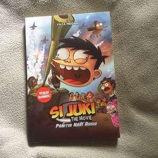 Juki books