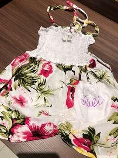 Bali dress (3-6months)