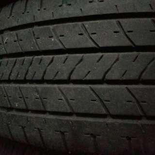 Tayar Swift Vios 185 60 15 Bridgestone Potenza Re080 Myr158 - 2 Biji Sekali